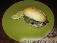 """Фото к рецепту: Бутерброды """"Палермитанские"""""""