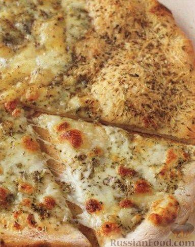 Рецепт Пицца «Четыре сыра»