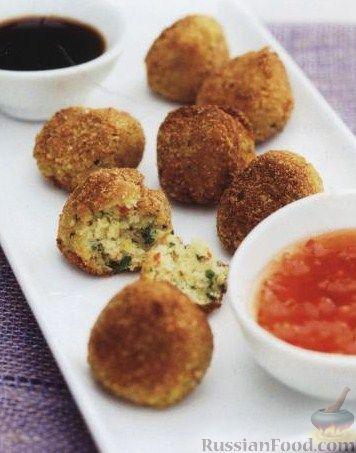 Рецепт Закуска из мяса крабов