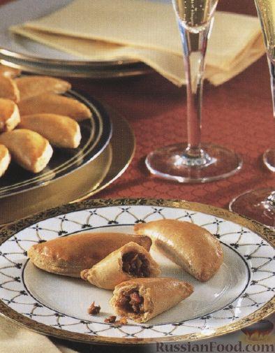 Рецепт Эмпанадас (печеные пирожки)