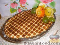 Фото к рецепту: Амброзия из ржаного хлеба