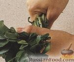 Фото приготовления рецепта: Лосось, запеченый в конвертах - шаг №2
