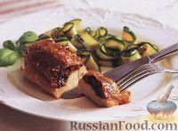 Фото к рецепту: Куриные грудки фаршированные