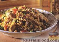 Фото к рецепту: Плов с овощами