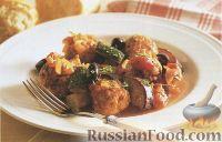 Фото к рецепту: Индюшиные фрикадели