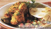Фото к рецепту: Курица по-мексикански