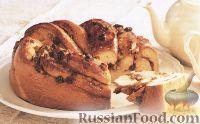 Фото к рецепту: Орехово-финиковый пирог