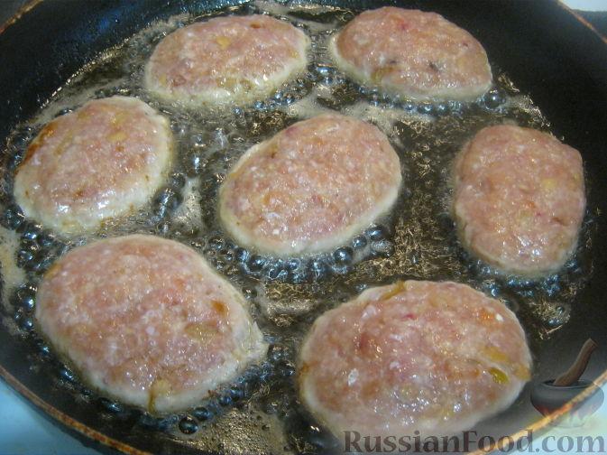 Котлеты из рыбного фарша рецепт в духовке 178