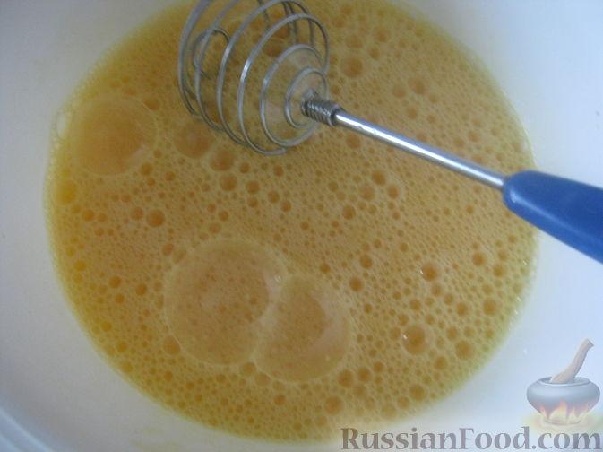 411Блины на молоке с икрой рецепт
