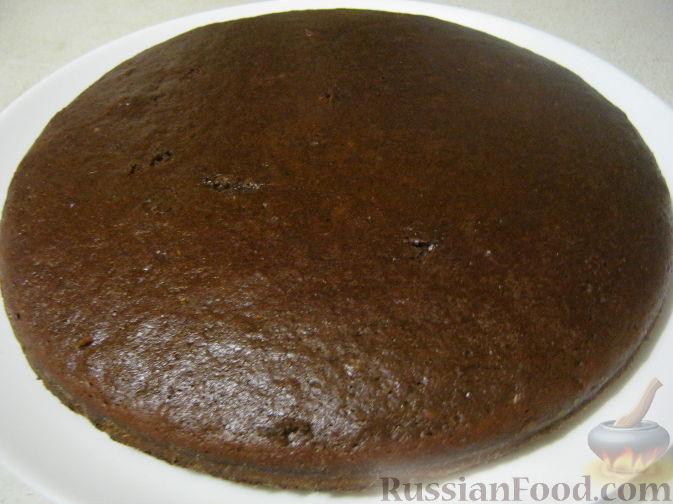 Рецепт Пирог простой шоколадный
