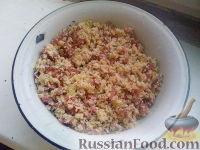 Фото к рецепту: Вкусная начинка для пирожков