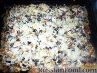 Фото к рецепту: Пицца на второе