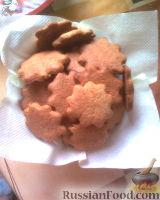 Фото к рецепту: Имбирное печенье-объеденье