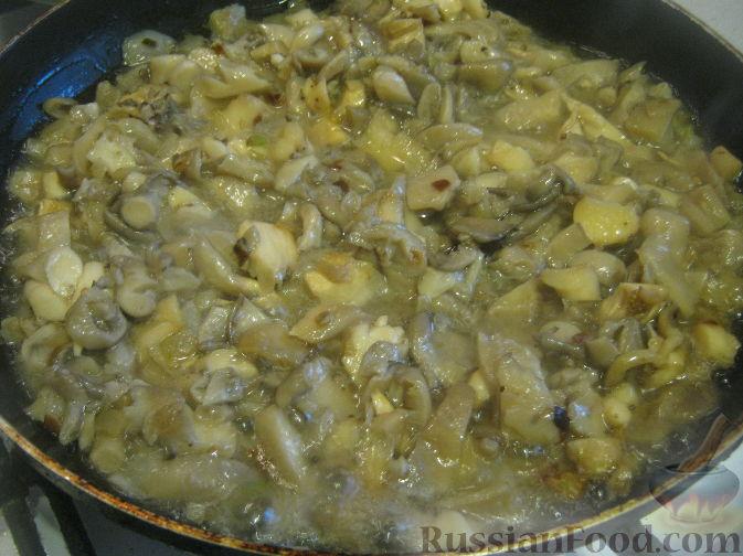 Как приготовить грибы в томатном соусе