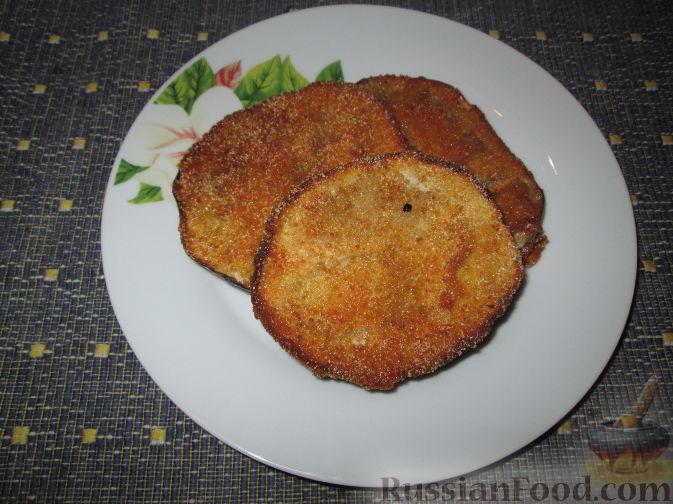 Рецепт Баклажаны в панировке