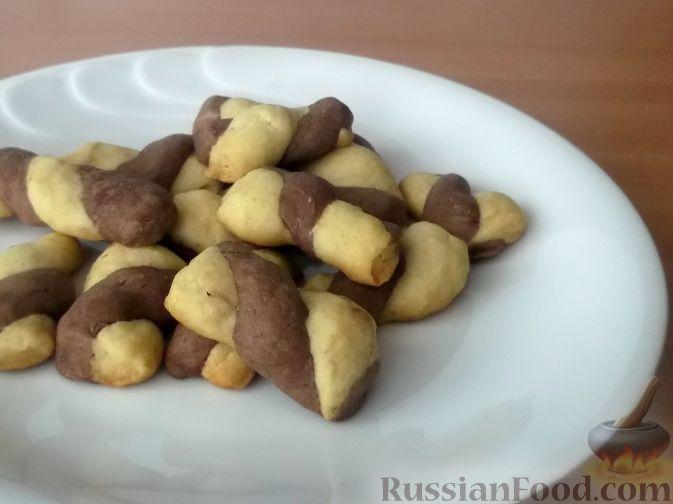 Рецепт Печенье песочное «Оригинальное»
