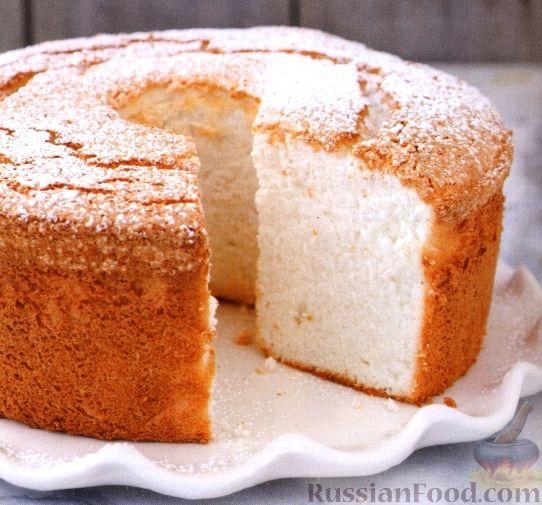 Рецепт Ангельский пирог