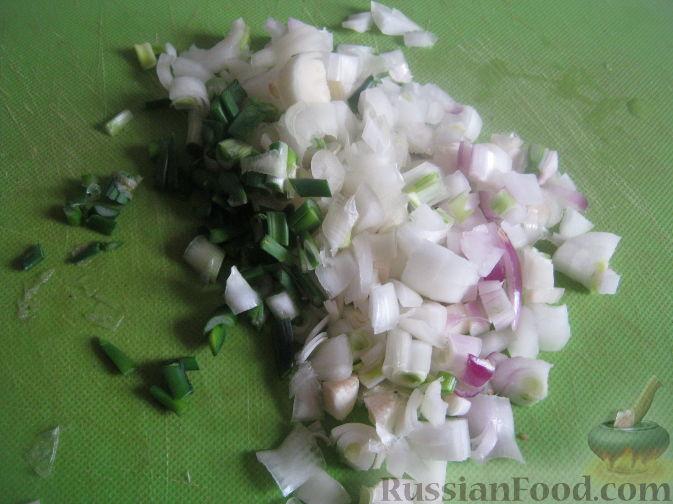Лобио с грецкими орехами - пошаговый рецепт с фото на Повар.ру