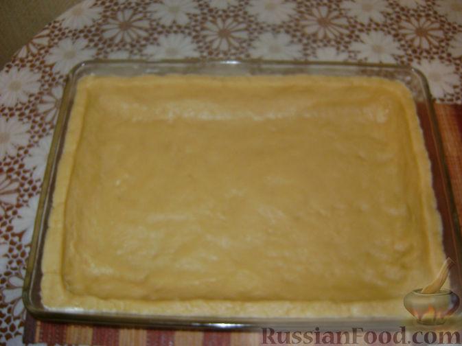 королевский пирог с творогом с фото рецепт
