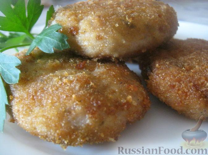 котлеты из рыбы обычные рецепты