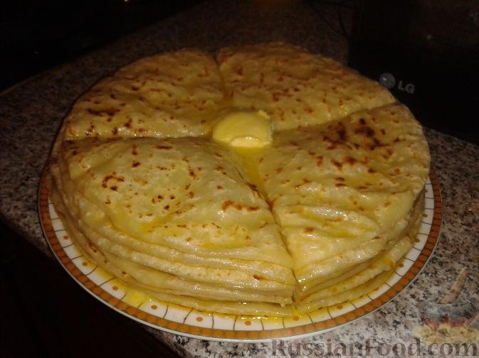тесто на хычины балкарские рецепт