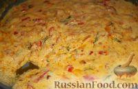 Фото к рецепту: Овощная подлива