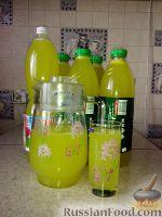 Фото к рецепту: Апельсиновый сок