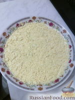 "Фото приготовления рецепта: Салат ""Мимоза"" - шаг №9"