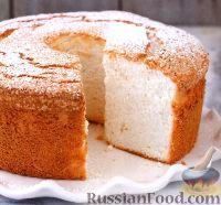 Фото к рецепту: Ангельский пирог