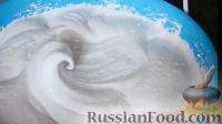 Фото приготовления рецепта: Вишневый мусс из манки - шаг №4