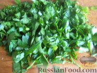 Фото приготовления рецепта: Лобио с грецкими орехами - шаг №11