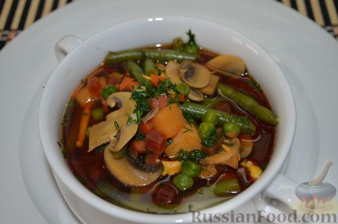 Фото приготовления рецепта: Куриные отбивные с томатным соусом - шаг №5