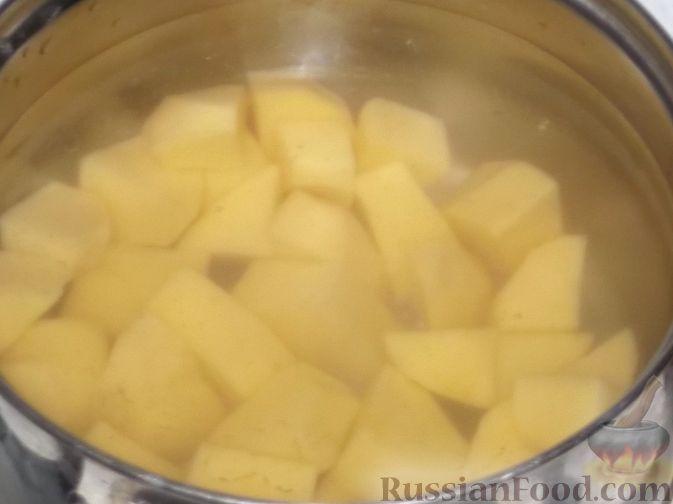 Как приготовить суп с консервированным горошком