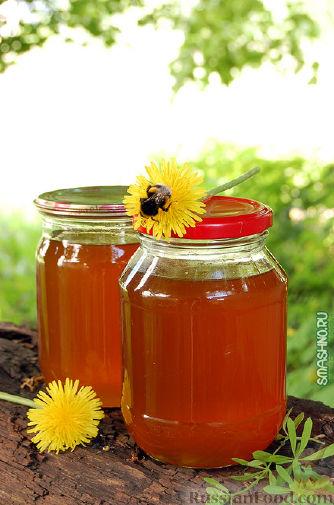 Рецепт Варенье из одуванчиков с апельсинами и лимонным соком