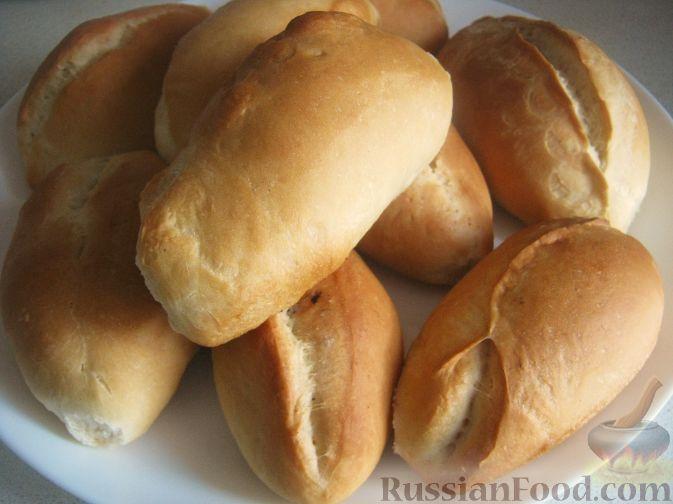 Рецепт Пирожки печеные с сухофруктами