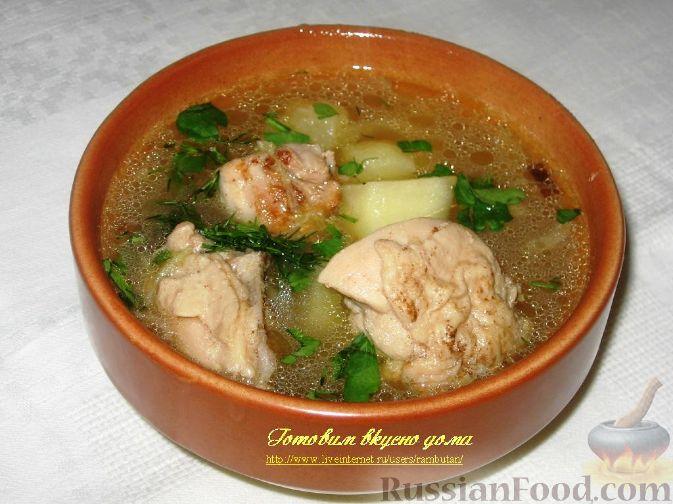 Рецепт Бозартма из курицы