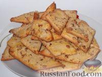 Фото к рецепту: Печенье песочное
