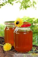 Фото к рецепту: Варенье из одуванчиков с апельсинами и лимонным соком