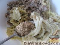 Фото приготовления рецепта: Гречневые котлеты постные - шаг №5