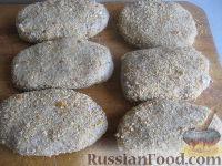 Фото приготовления рецепта: Гречневые котлеты постные - шаг №8