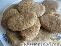 Фото приготовления рецепта: Гречневые котлеты постные - шаг №11