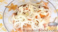 Фото приготовления рецепта: Куриные бедрышки в яблочном соке - шаг №2