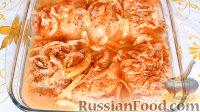 Фото приготовления рецепта: Куриные бедрышки в яблочном соке - шаг №5