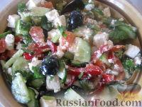 Фото к рецепту: Салат по‑шопски