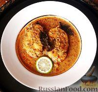 Фото к рецепту: Рыба карри по-мадрасски (Madras Fish Curry)