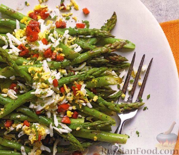 Рецепт Спаржевый салат