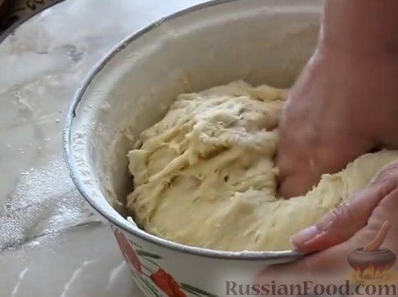 Рецепт рулета с маком на сухих дрожжах