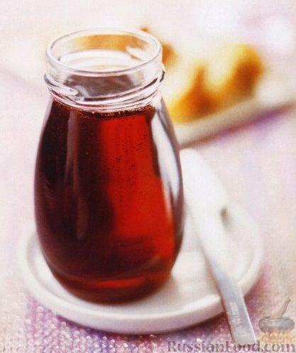 Рецепт Прозрачный джем из ягод и сливы