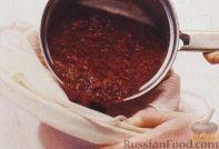 Фото приготовления рецепта: Прозрачный джем из ягод и сливы - шаг №2