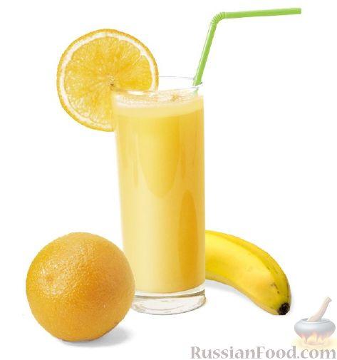 коктейль безалкогольный смешанный рецепт